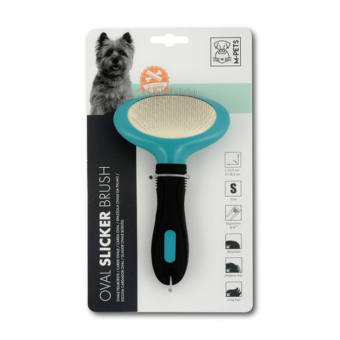 Oval Slicker Brush