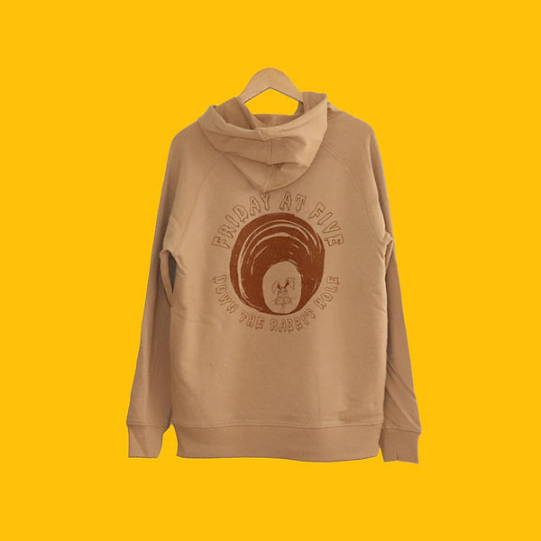 'Down the Rabbit Hole' Premium Hoodie