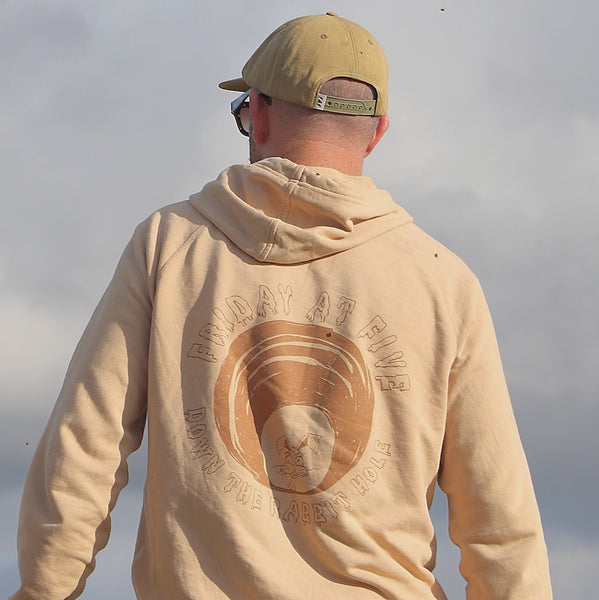 Down the Rabbit Hole Premium Hoodie