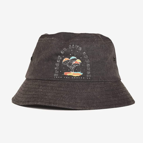 'From The Ground Up' Bucket Hat