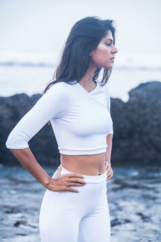 Yoga Crop Top - UnstoppableFamily