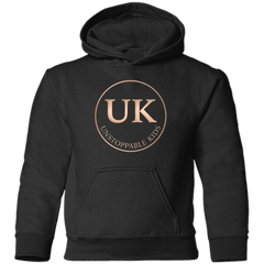 "Unstoppable Kids ""Emblem"" Hoodies - UnstoppableFamily"