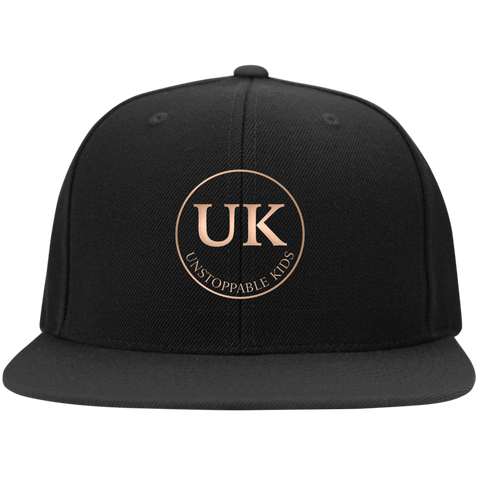 "Unstoppable Kids ""Emblem"" Caps - UnstoppableFamily"
