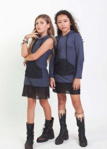 Unstopppable Hoodie Dress - UnstoppableFamily