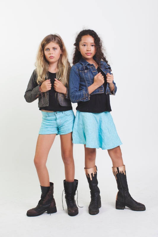 Girl's Jean Jackets - UnstoppableFamily