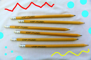 Team Recorder Pencil Set