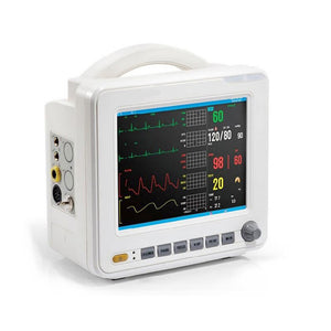 Portable Multi Parameters Patient Monitor 8000F Hospital/Clinic