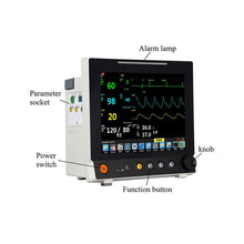 12-Inch Multi-Parameter Patient Monitor BETTER Taurus