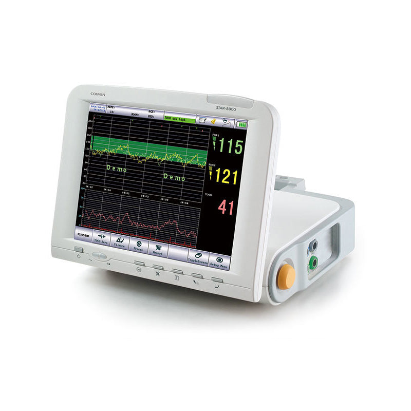 Medical  Equipment Specialized Obstetric Monitor COMEN Star5000 Fetal Monitor