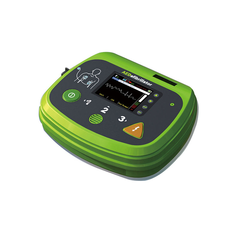 Portable Aed Automated External Defibrillator Aed7000 Plus for First Aid