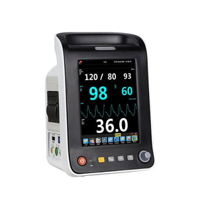 8-Inch Vital Signs Monitor / Multi-Parameter Patient Monitor BETTER Aquarius