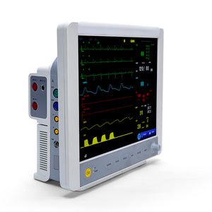 Modular Portable Multi Parameters Patient Monitor E15 (15 inch)