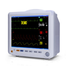Portable Multi Parameters Patient Monitor BT-8000B
