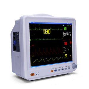 Portable Multi Parameters Patient Monitor BT-8000C