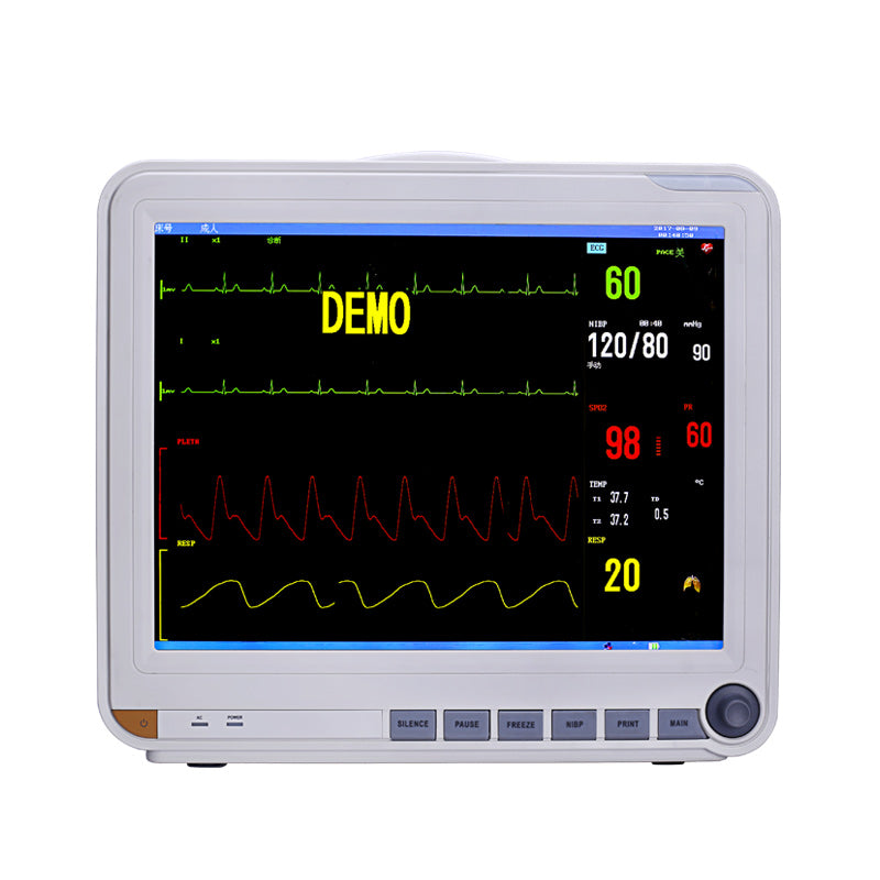 Portable Multi Parameters Patient Monitor BT-8000D