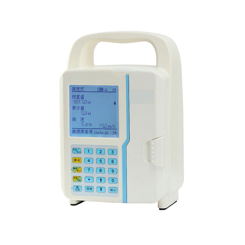 High Quality Medical IV Infusion Pump 737