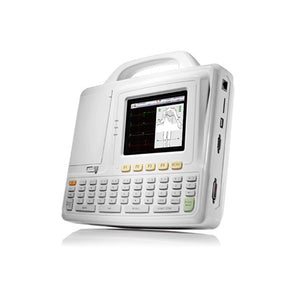 Six Channel ECG with 5.7 Inch Color LCD CM600