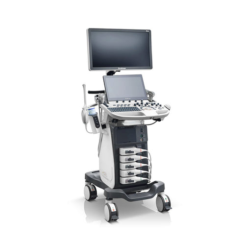 Trolley 4D Ultrasound Scanner Color Doppler Sonsocape P50