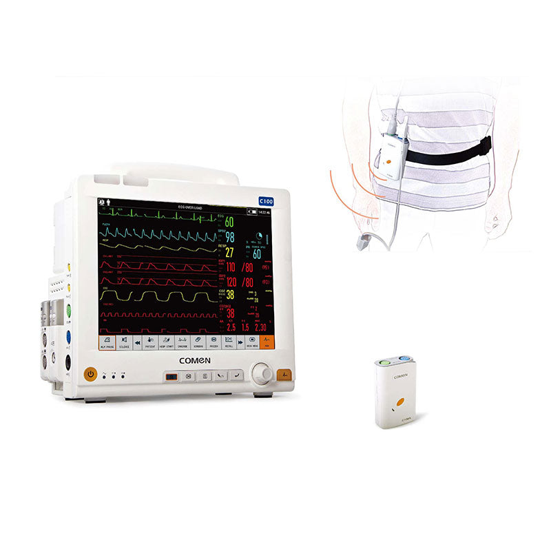 Modular Multi Parameters Patient Monitor COMEN C100