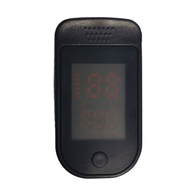 Finger Pulse Blood Oxygen Monitor