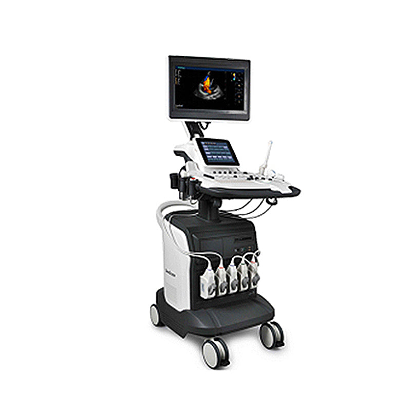 SONOSCAPE S40 Trolley Color Doppler System OB / GYN Ultrasound