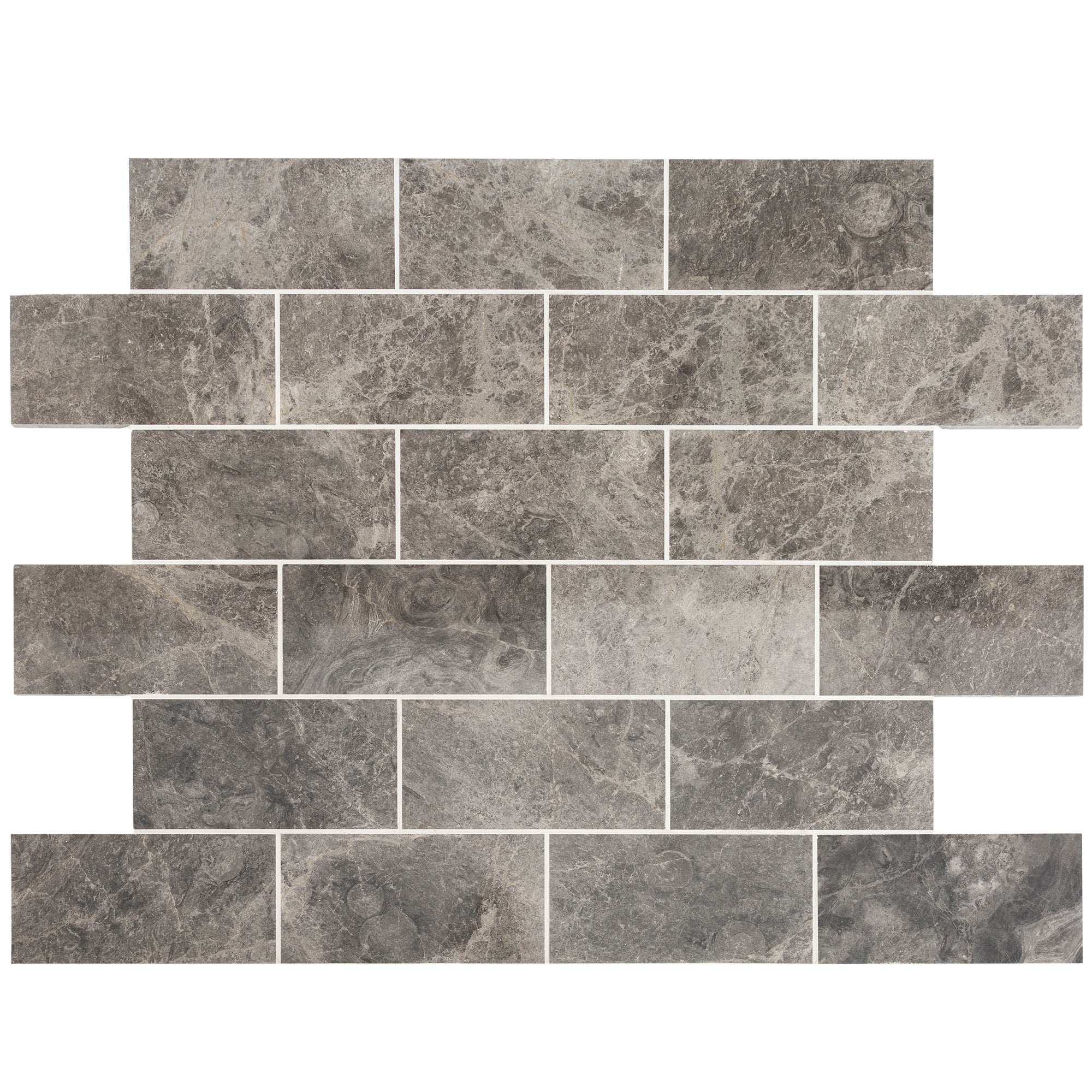Buy Tundra Blue Marble Tiles 18x36x34 Online At Best Price In