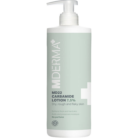 MD22 Carbamide Lotion 7,5% fuktgivende lotion til tør hud - 400 ml
