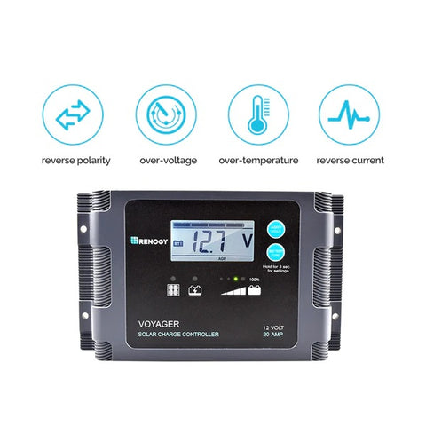 20A Voyager Charge Controller