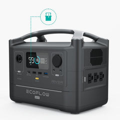 EcoFlow RIVER 600 Extra Battery