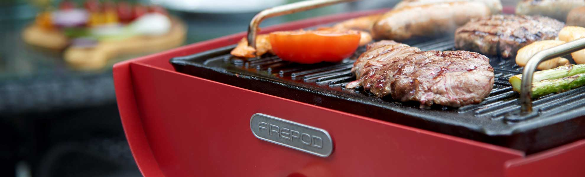 The Firepod Outdoor Cooking Oven Outdoor Gas Oven Griddle Reversible