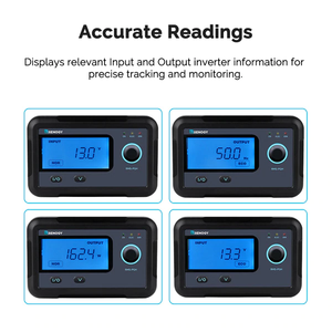 Renogy Monitoring Screen for PGH Inverter Series