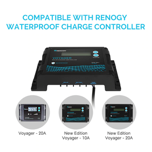 Renogy Battery Temperature Sensor for Voyager Charge Controllers