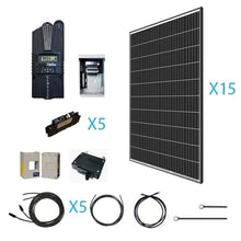 Load image into Gallery viewer, Renogy  4800 Watt 48 Volt Monocrystalline Solar Kit