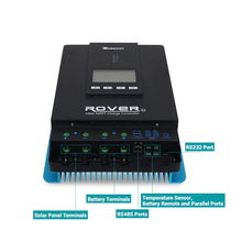 Load image into Gallery viewer, Renogy Rover 100 Amp MPPT Solar Charge Controller