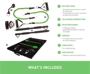 BodyBoss 2.0 System Portable Gym