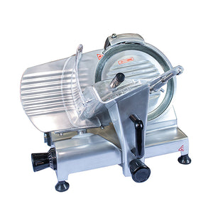 Chicago Food Machinery CFM-10 Deli Meat Slicer, Stainless Steel, 10""