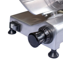 Load image into Gallery viewer, Chicago Food Machinery CFM-10 Deli Meat Slicer, Stainless Steel, 10""