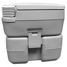 Earthtec ETEC Non-Stick Sanitary Portable Toilet Bowl, 50 Flush, 5 gal