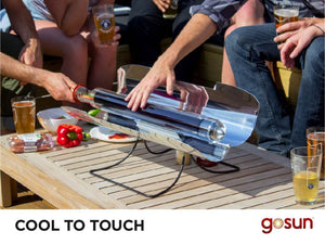 GoSun Sport: Easy, Delicious, and Versatile Portable Solar Cooker 856563005002 1SP1D1P1