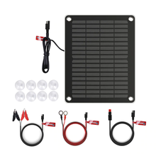 Load image into Gallery viewer, Renogy 5W Solar Battery Charger and Maintainer
