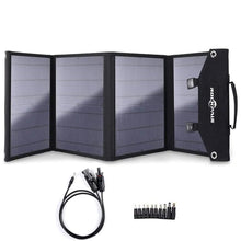 Load image into Gallery viewer, Rockpals 100W Foldable Solar Panel Charger
