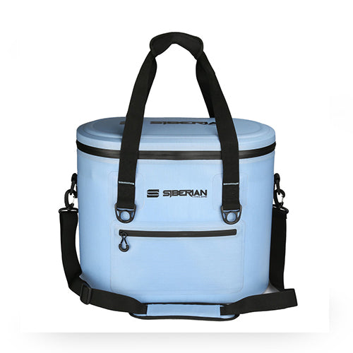 Siberian Coolers Softside Sidekick 32 Cooler Bag Caribbean Blue