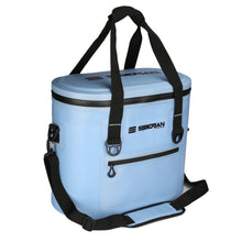 Load image into Gallery viewer, Siberian Coolers Softside Sidekick 32 Cooler Bag Caribbean Blue
