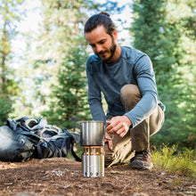 Solo Stove Lite Compact Wood Burning Backpacking Stove