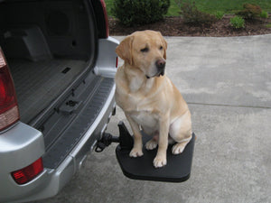 TWISTEP Dog Step for SUVs by PortablePET 3052 661588030522