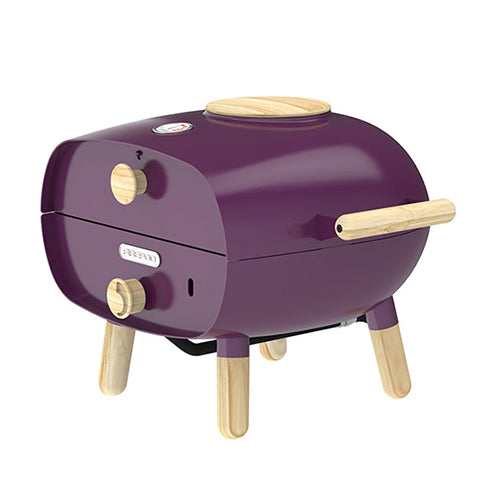 The Firepod Outdoor Gas Oven in Aubergine (Limited Edition) Firepod Purple