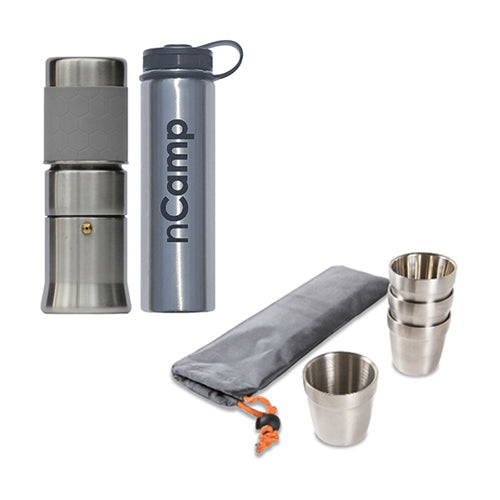 nCamp Camp Coffee Kit