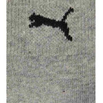 Puma Ankle length Half Terry Socks - Pack of 3 (Grey/White/Black)