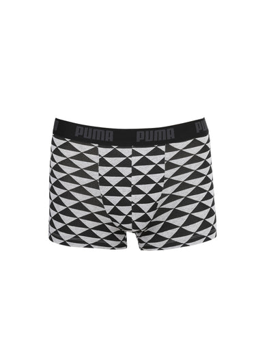 Puma Fashion Black and Grey AOP Boxers_91885702