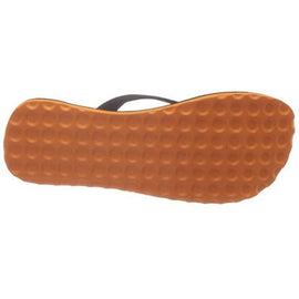 Puma Issac DP - Black and Orange flipflops